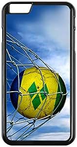 Case for iPhone 6 - Flag of St Vincent /Grenadines - Soccer