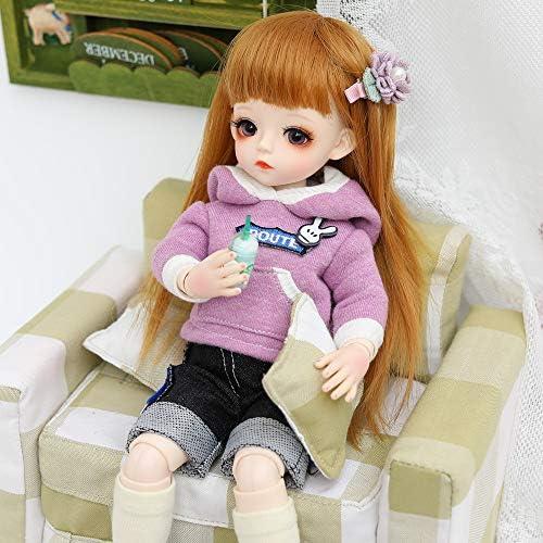 EVA BJD Customized 1/3 BJD Doll 56cm 22inch DIY Ball