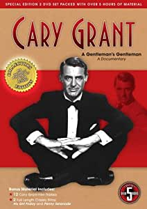 Cary Grant: A Gentleman's Gentleman/Penny Serenade/His Girl Friday & Trailers [Import]
