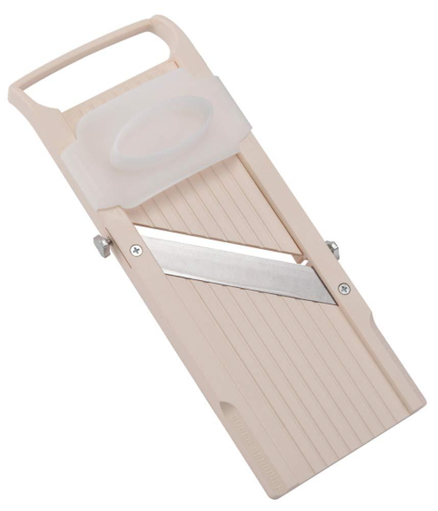 Amazon.com: Benriner - Mandolina de acero inoxidable japonés ...