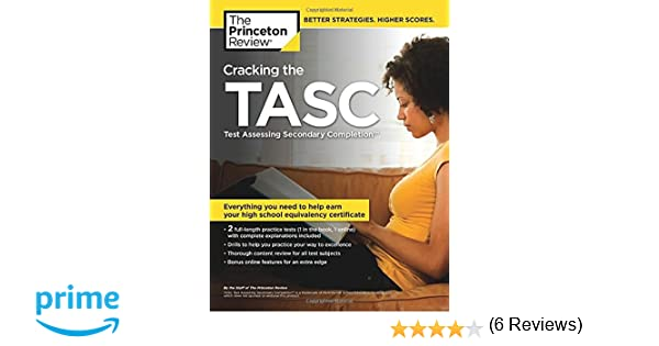 Cracking the TASC (Test Assessing Secondary Completion) (College ...