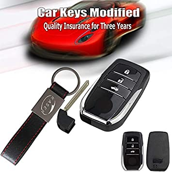 Carcasa para llave de Toyota Keyless 2 Tasti