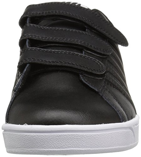 K-swiss Heren Hoke 3-strap Cmf Fashion Sneaker Zwart / Wit