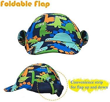 Niños Legionarios Sombrero, UPF 50+ Proteccion Solar Gorra ...