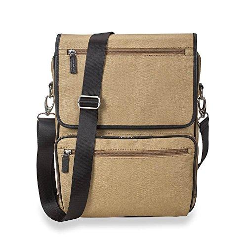 Levenger AM2390 TN Traveler Convertible Messenger Backpac...
