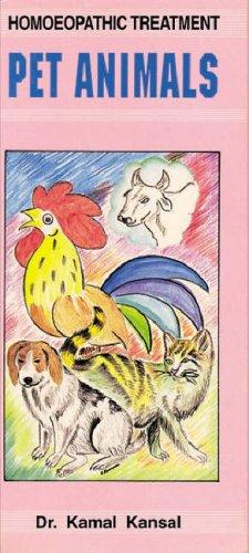 Homoeopathic Treatment of Pet Animals pdf epub