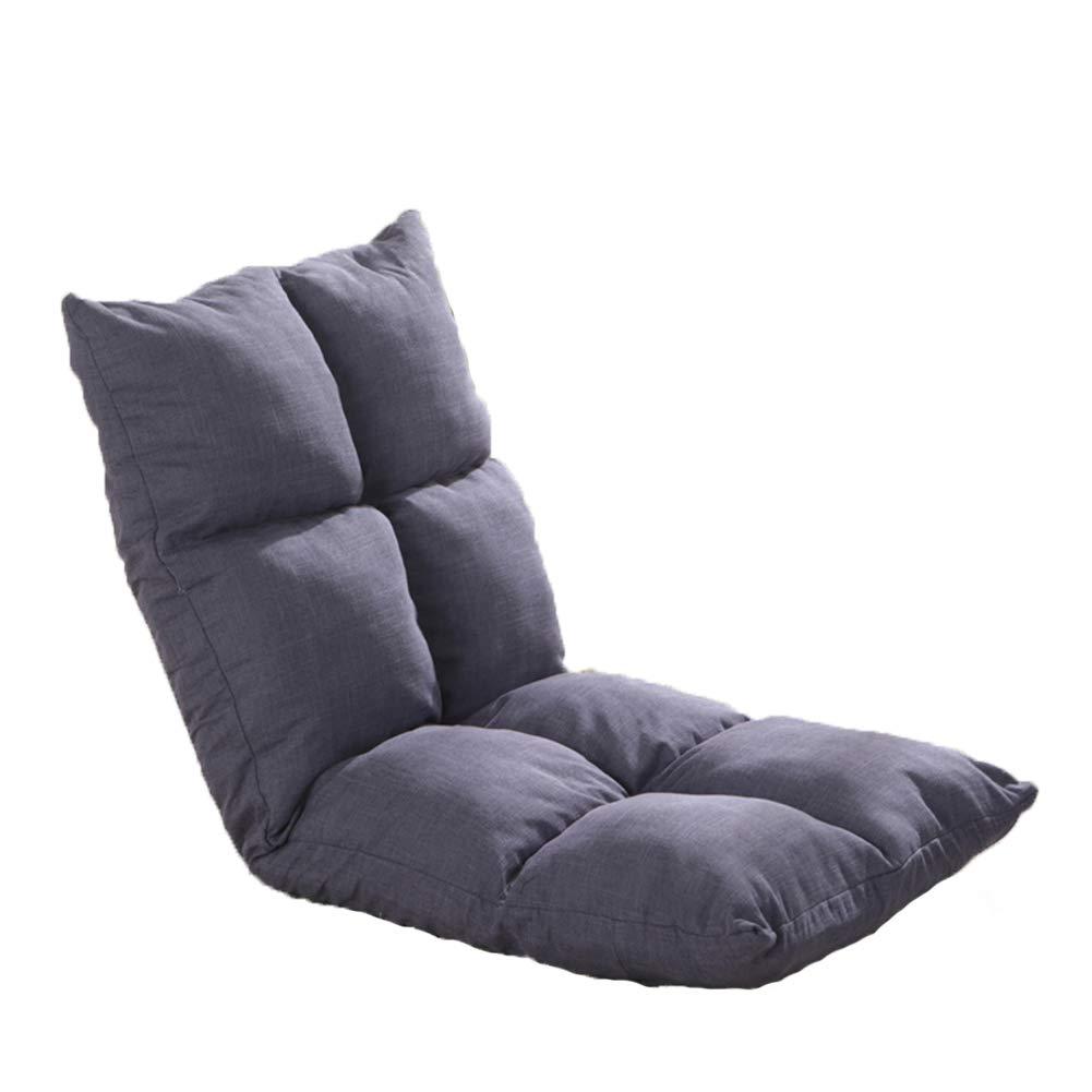 GX&XD Folding Anti-rutsch Kindersofa,Faule Couch Einfache Single Spuren der Matte Computer Stuhl Polstermöbel Kindersessel Erker Stuhl Für Schlafraum-D L