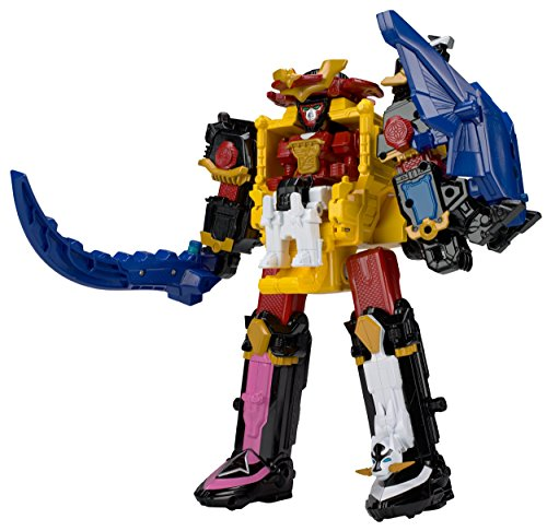Top 9 Dx Ninja Steel Megazord