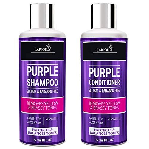 2-PACK Purple Shampoo and