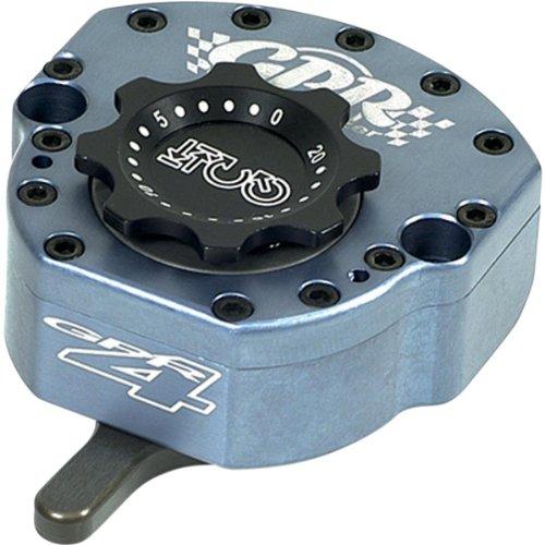 GPR 5011-4077K Black V4 Complete Stabilizer - Damper Steering Stabilizer Gpr