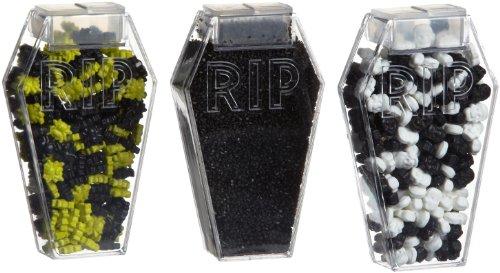 Wilton Coffin Sprinkles Set