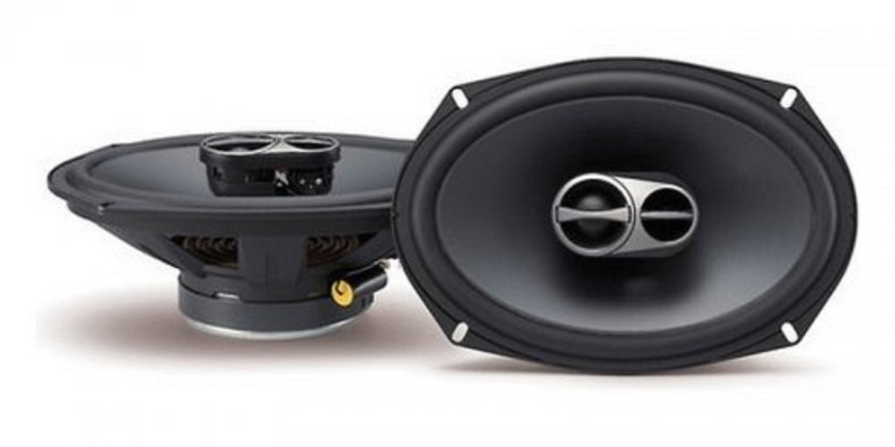 Alpine SPS-619 6X9 3 way speakers review
