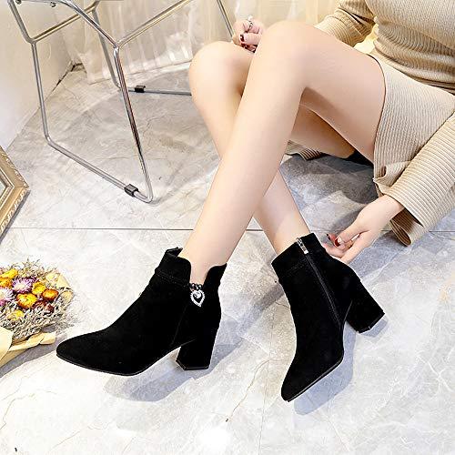 stivali del Alto tallone Moda Fashion, sonnena ❤ ️ stivali