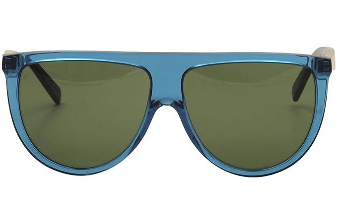 190216882cb Celine Womens Women s Geometric 61Mm Sunglasses at Amazon Women s Clothing  store