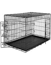 dibea Hondentransportkooi, diertransportbox, hondenbox, verschillende maten