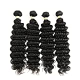Bleaching Hair Color Chart - Beauty equipment Women's Black Hair Wig, 100% unprocessed Brazilian Weave Natural Long Section Small Curly Wave Hair Wig Natural Hairline Heat Resistant,Suitable for All Skin Women