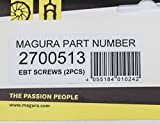 Magura EBT Screws w/ O-ring, Reservoir Bleed Screw