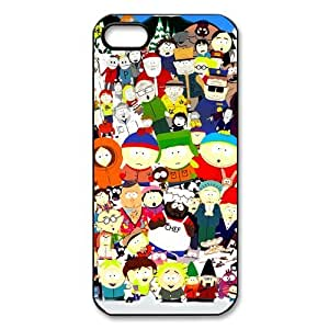 South Park Actor Attack iPhone 5 5S Here Comes Amazing hard Cover Case