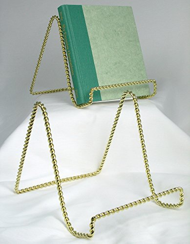twisted wire easel - 4