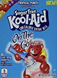 Kool-Aid - Sugar Free on the Go (Pack of 6) (Tropical Punch)