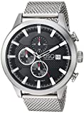 ESQ Men's 'Sport' Quartz Stainless Steel Casual Watch, Color:Silver-Toned (Model: 37ESQE22401A)