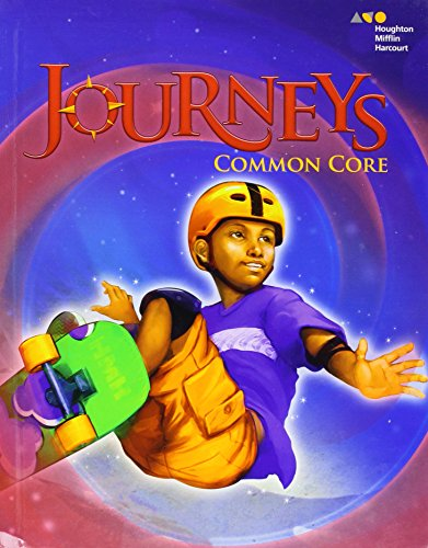 Journeys: Common Core Student Edition Grade 6 2014