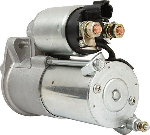 DB Electrical SDR0383 New Starter for Hyundai 3.3 3.8 Azera 09 10 /& Entourage 09 /& Veracruz 09 10 11 8000300 8000327 36100-3C150 36100-3C180 410-12422 17595 6976 6976N