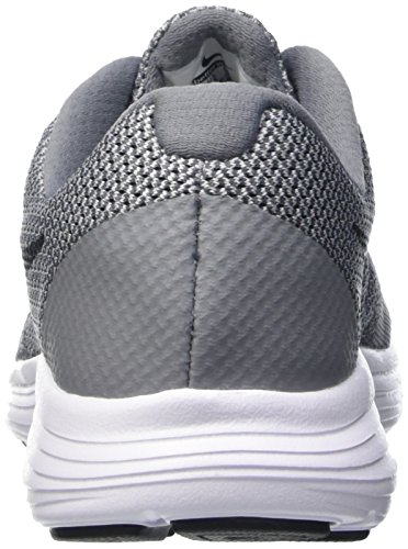 Nike Cool Black-White-Wlf Grey, Zapatillas de Running para Niños Gris (Cool Grey / Black-White-Wlf Grey)