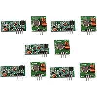 DAOKI 5PCS 315Mhz RF transmitter and receiver link kit...