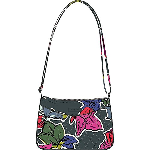 Signature Vera Flowers Cotton Crossbody Bradley Little Falling x7wrtRA07q