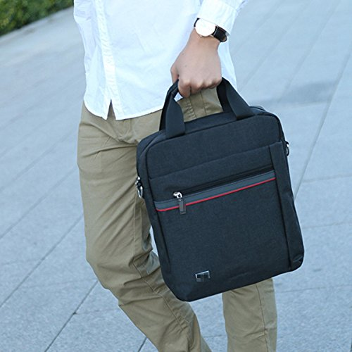 Oxford For Satchel Convenient Shoulder Inclined Classic Fashion Bag Multicolor Men Practical Black Cloth Durable wA4IWqvY