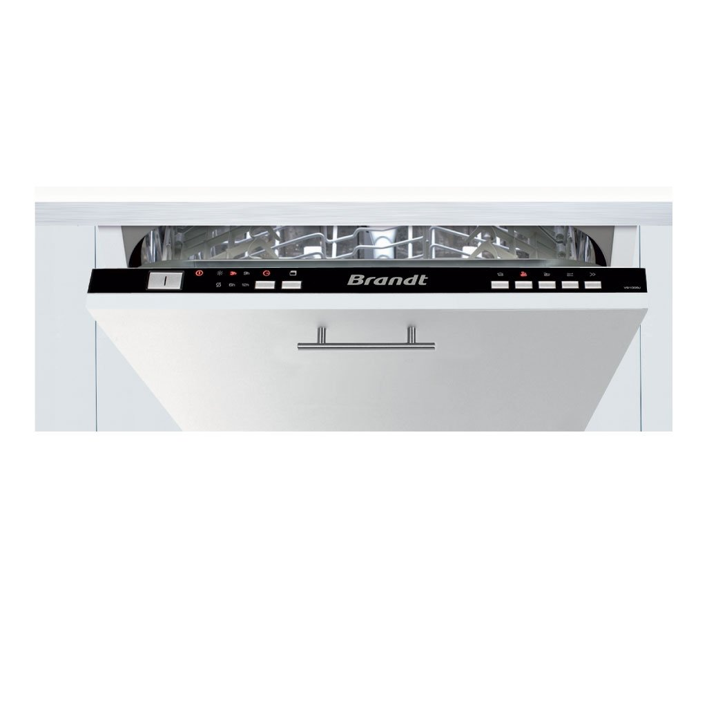 Brandt VS1009J Semi-incorporado 9cubiertos A+ lavavajilla ...