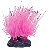 SODIAL(R) Corail Artificiel pour Reservoir de Poissons Aquarium Decoration (Rose)