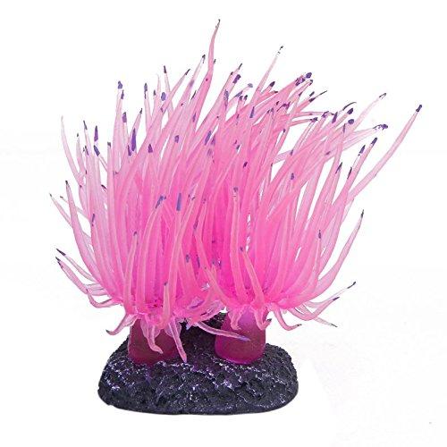 UPC 888309583871, Sonline Artificial Coral for Fish Tank Aquarium Decoration (Pink)