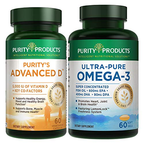 purity products omega 3 - 6