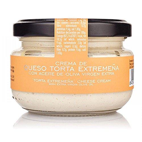 Crema de Queso Torta Extremeña 125gr
