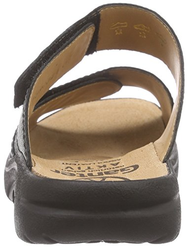 Ganter 0100 schwarz Ciabatte Aktiv Nero Donna Fabia pwAPq4g