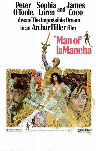 Man of La Mancha POSTER Movie (11 x 17 Inches - 28cm x 44cm) (1972)