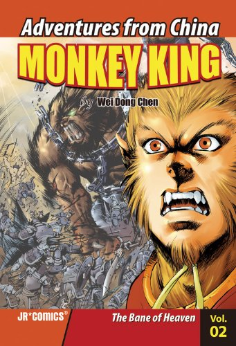Monkey King # Volume 02 : The Bane of Heaven