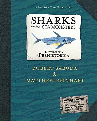 Review Encyclopedia Prehistorica: Sharks and