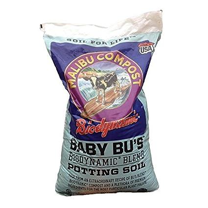Amazon.com: Malibu mezcla de abono orgánico del bebé BU ...