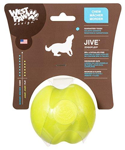 West-Paw-Design-Zogoflex-Jive-Guaranteed-Tough-Dog-Ball-Chew-Toy-Large-3-14-Inch-Granny-Smith
