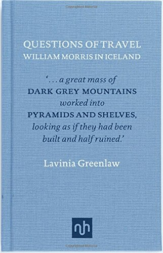 Download Questions of Travel: William Morris in Iceland pdf epub