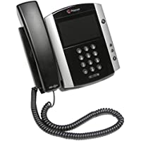 Polycom VVX 600 16 Line IP Phone POE (Power Supply Not Included) (Certified Refurbished)