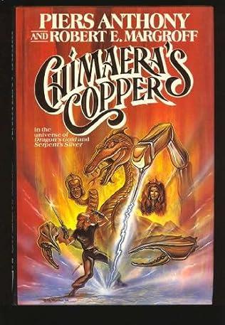book cover of Chimaera\'s Copper