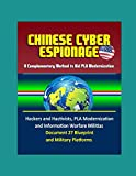 Chinese Cyber Espionage: A Complementary Method to Aid PLA Modernization - Hackers and Hactivists, PLA Modernization and Information Warfare Militias, Document 27 Blueprint and Military Platforms