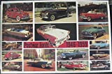 This Ford Classic Car Poster Is A Great Gift Idea