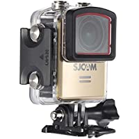SJCAM M20 4K 1080P Full HD 16MP 166¡ãWide Angle Waterproof 30M WiFi Sports Action Camera - Golden