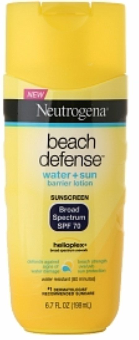 Neutrogena Beach Defense Lotion SPF 30, 6.7 Oz