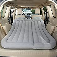 SPEEDPARK for Tesla Model 3 Model Y Model S Mattress Portable Inflatable Car Air Bed with Electric Air Pump Fl